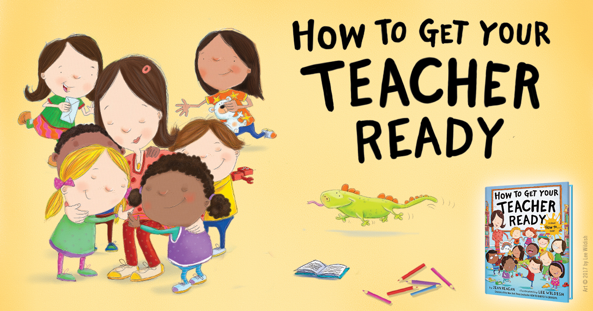 How to Get Your Teacher Ready Book Signing Event